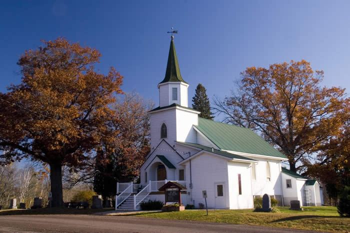 Clam Falls Lutheran Church
