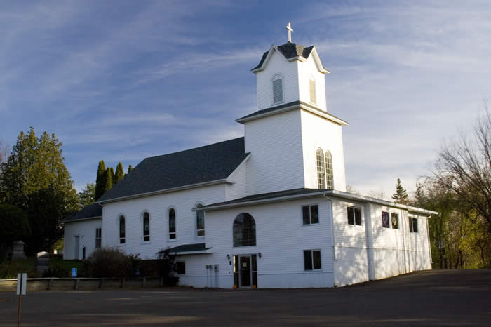 Grace Lutheran Church - West Sweden